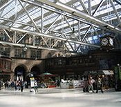 Glasgow Central Railway Station - Railway Station